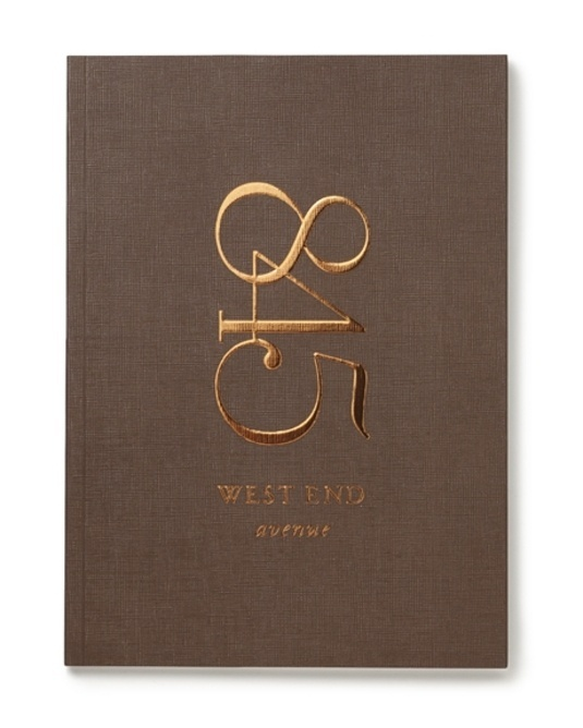Graphis / Public Viewing | Design Annual 2012 #numbers #foil #gold