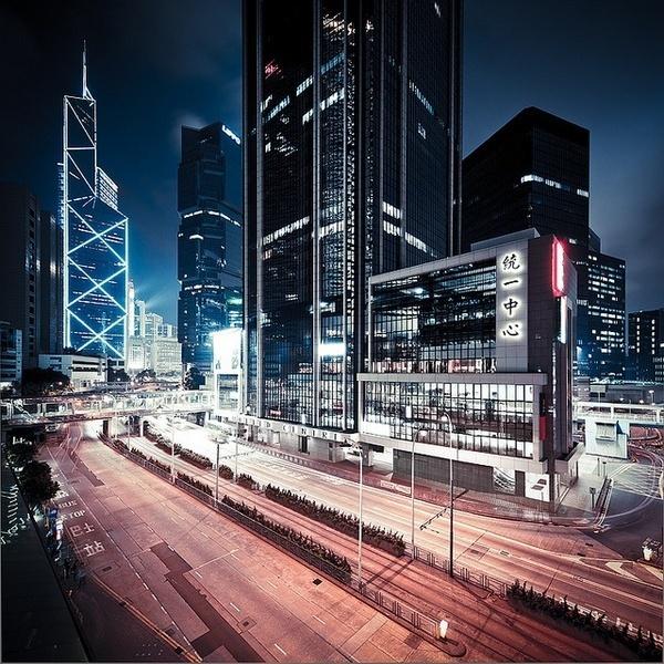Hong Kong Cityscapes #photography