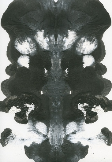 Variations on a Theme #illustration #rorschach