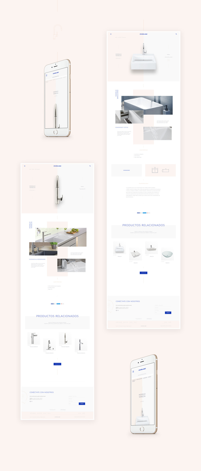 Overland #home #decoration #rose #style #design #interior #construction #space #details #elegant #environments #living #refinement