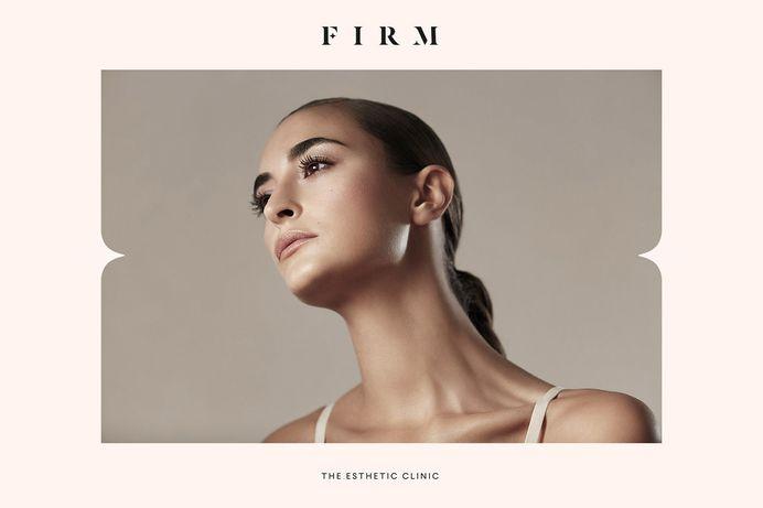 FIRM Esthetic Clinic Identity - Mindsparkle Mag
