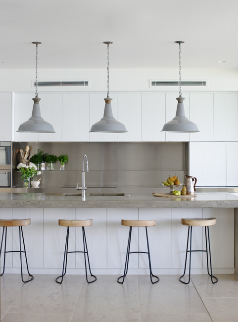 The Design Chaser: Justine Hugh Jones Design #interior #design #decor #kitchen #deco #decoration