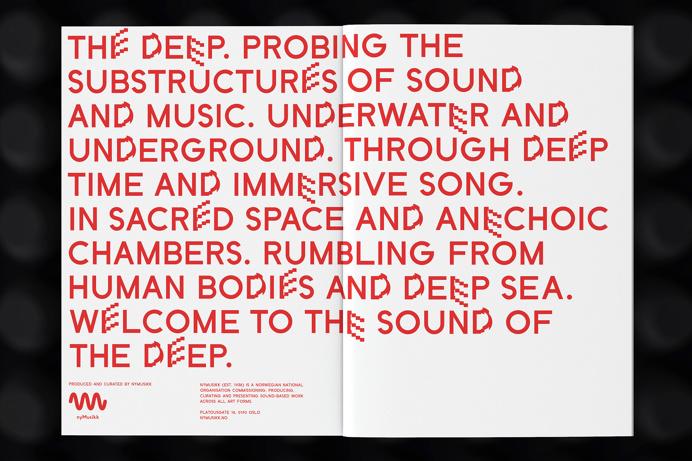 The Deep — Design for music festival