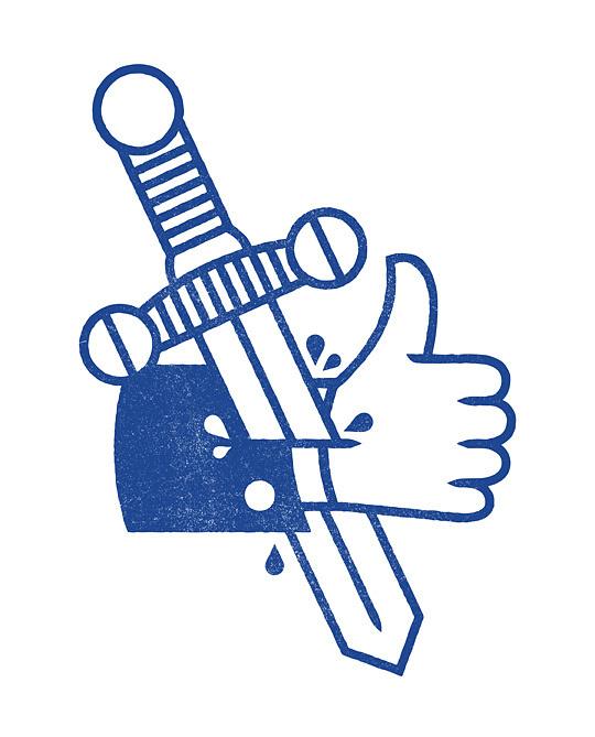 dislike #icon #sword #facebook #dislike #like