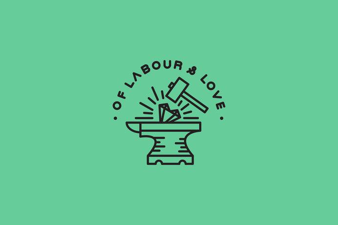 http://theworkbench.sg/v2/labour-love/ #logomark #logotype #ryan #workbench #branding #design #the #craft #len #logo #singapore