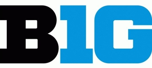 Ten is the New Twelve - Brand New #big10 #logo