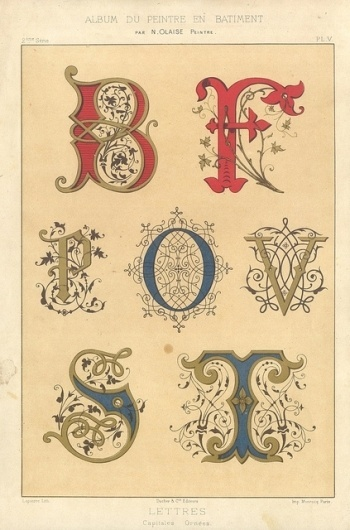 1882lettres 12 | Flickr - Photo Sharing! #dropcaps
