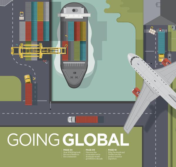 Illustrations: Raconteur / The Times Newspaper (UK) on Behance #infographics #illustration