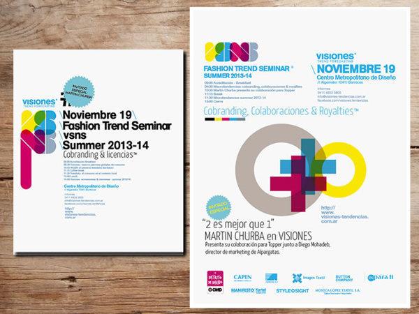 vsns 16°ed. SS 2013/14 #seminar #add #fashion #menthol #trend