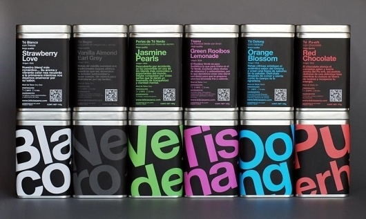 LS / Tea Sommelier #packaging