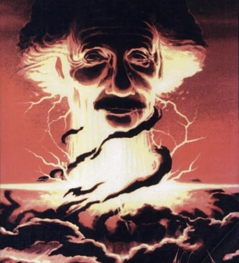 The Yank #book #cover #nuclear #einstein #bomb