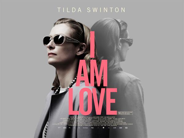 I Am Love - Version 1 #movie #poster #film