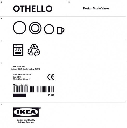 Network Osaka > Blog > The (Former) Design Language of IKEA #design #graphic #ikea #futura #language