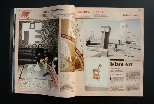 Toutes les tailles   IL - n°01   Flickr: partage de photos! #schwartz #christian #editorial #magazine #typography