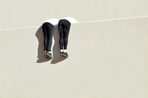 this isn't happiness™ photo caption contains external link #photo #wall #legs
