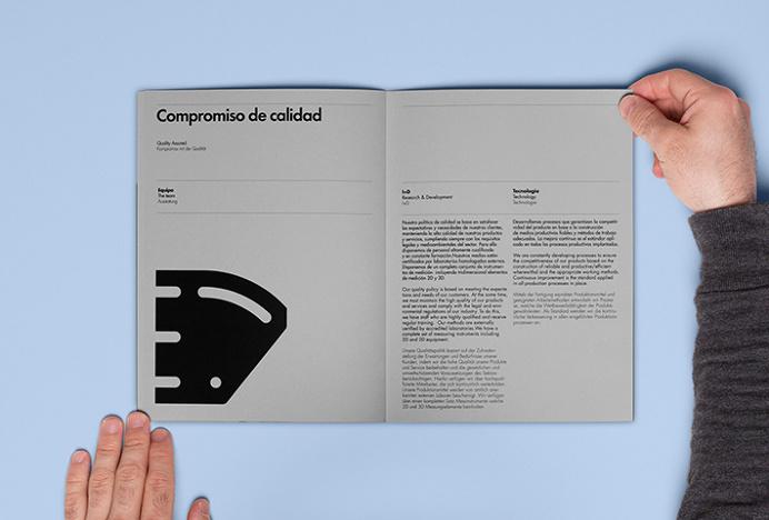 Estampaciones Fuerte by Hey #book #branding