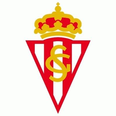 Sporting Gijon Primary Logo () #spain #crest #soccer #sports #type