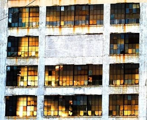 [rafdevis] - Warehouses #loft #factory #architecture #warehouse
