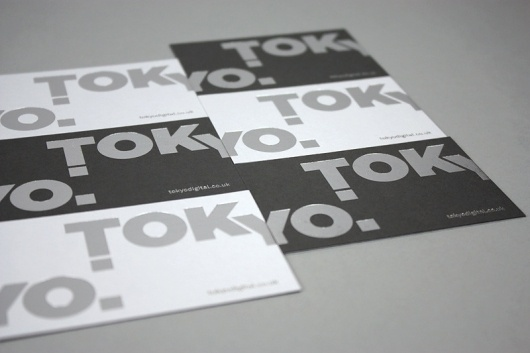 • Tokyo Digital - Effektive® Design for Print, Screen & Environment #branding