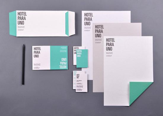 Josep Román Barri #hotel #stationery