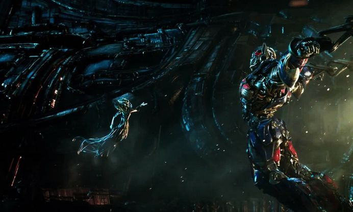 Transformers The Last Knight Hd Wallpaper Desktop – WallpapersBae
