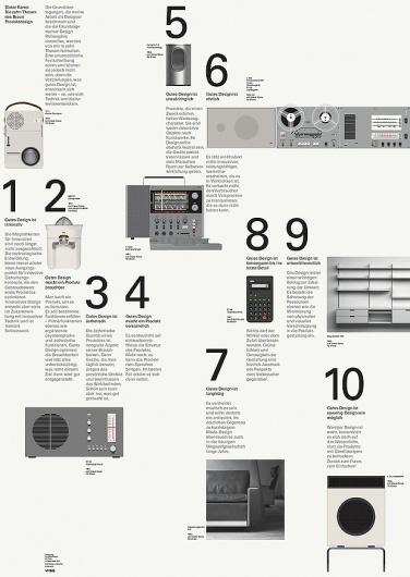 Artvvork. — Design. #print #braun #poster