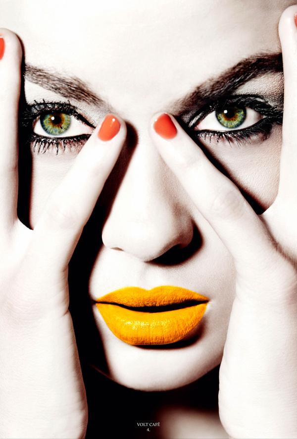COLOUR CAST #styling #volt #makeup #photography #fashion #voltcafe #beauty