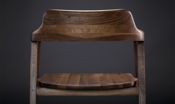 """""""bura chair"""" by studio gud for Artisan. Follow """"a day in the land of nobody"""" on tumblr Pinterest 