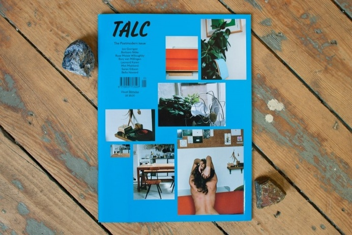 TALC is an adult design magazine for modern times. Celebrating visual culture through compelling imagery, adult content and smart editorial.