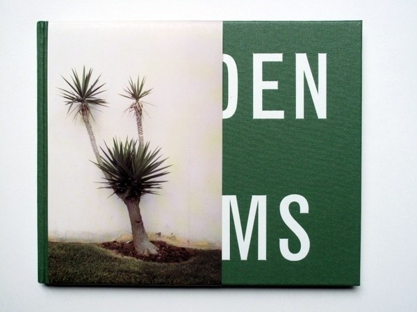 ➽ Daily Daily Daily Daily... #cover #palm #book #green