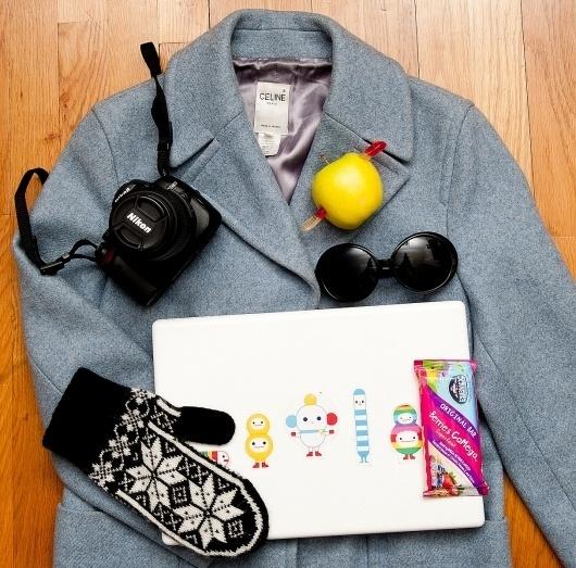 Fashion Week Essentials: A Portfolio - Vogue Daily - Vogue #fashion #bag #accessories