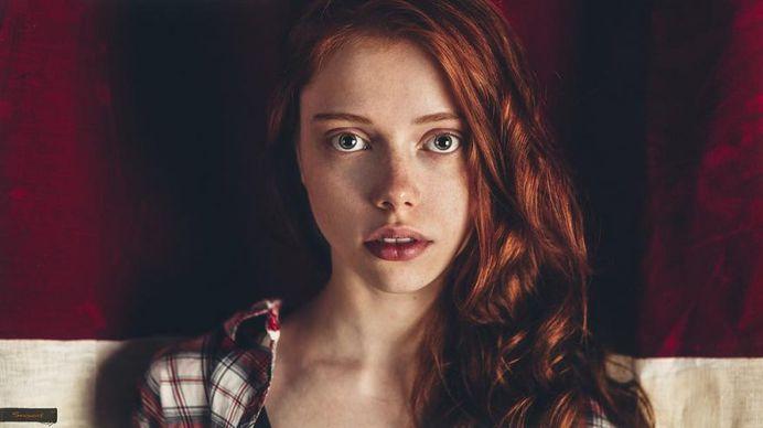 Marvelous Female Portrait Photography by Pavel Smetanin