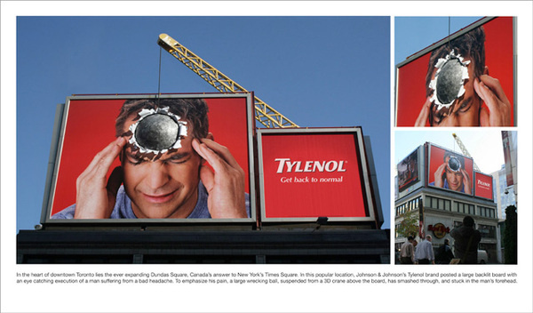 tylenol #advertising #billboard #ooh