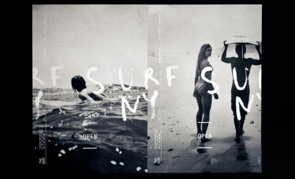 The Surf Lodge Affiches by Alexandra Whitter #nice