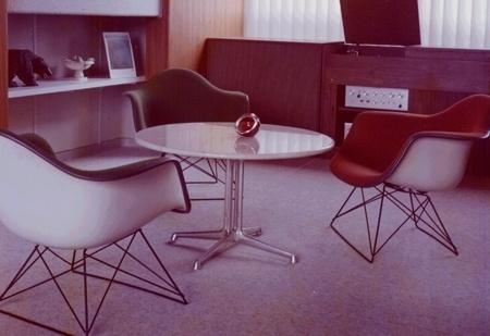 Eames in Japan » ISO50 Blog – The Blog of Scott Hansen (Tycho / ISO50) #interior #miller #furniture #eames