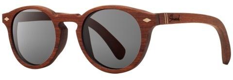 Shwood Select   Florence   Santos Mahogany   Wooden Sunglasses #glasses #florence #wooden #sunglasses #mahogany #wood #shwood