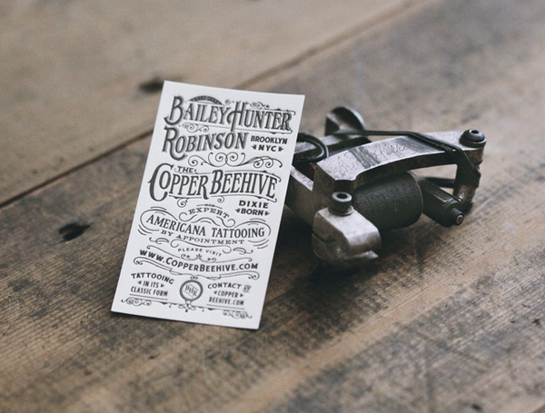 Two Arms Inc. #invite #letter #press #hot #typography