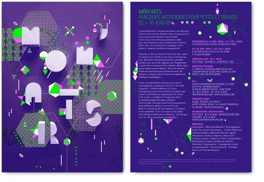 Atelier Müesli – Design graphique #design #graphic #poster
