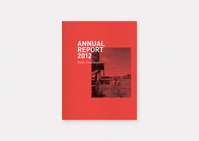 annual report 1 #print #design #annual #report
