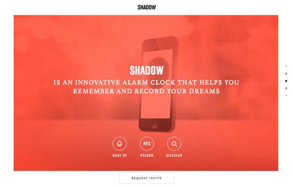 DISCOVER SHADOW #parallax