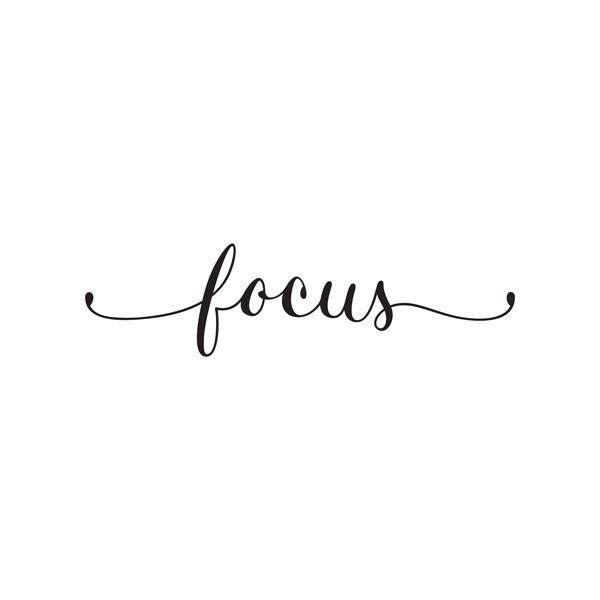 focus #type #script #focus