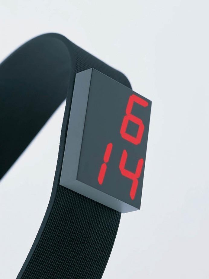 Naoto Fukasawa: LED Watch