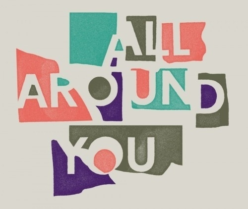 Typeverything.com - Lettering (via Friends of... - Typeverything #typography