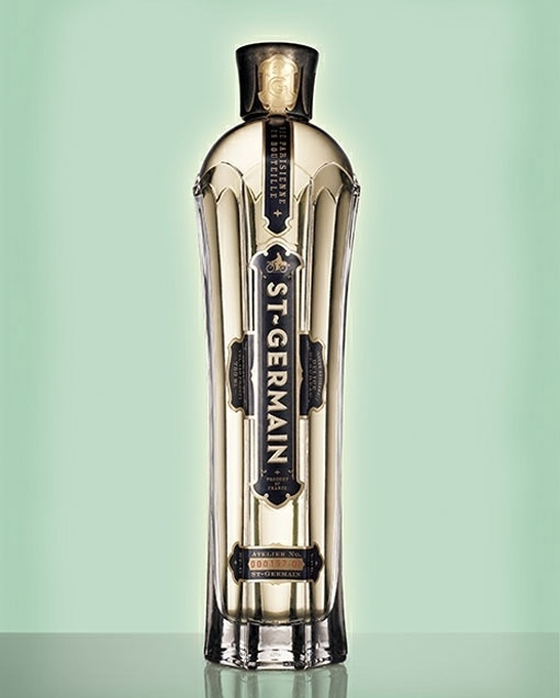 Design Work Life » Sandstrom Partners: St. Germain Packaging and Collateral #packaging #liqueur #bottle