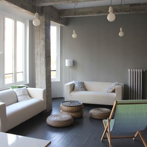 Dezeen » Blog Archive » Apartment in San Sebastian by Pauzarq #architecture