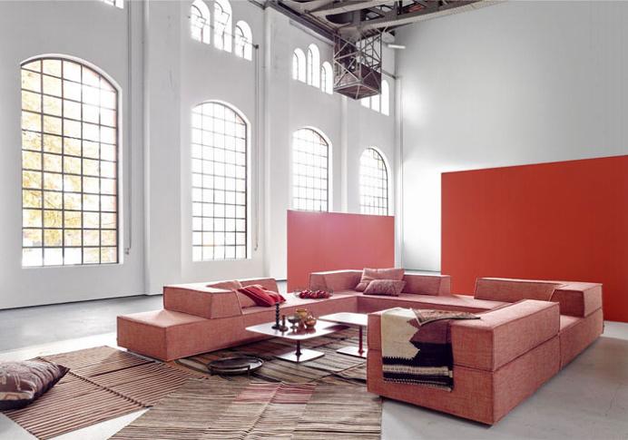 Trio Sofa by COR - #sofa, #design, #furniture, #seat,