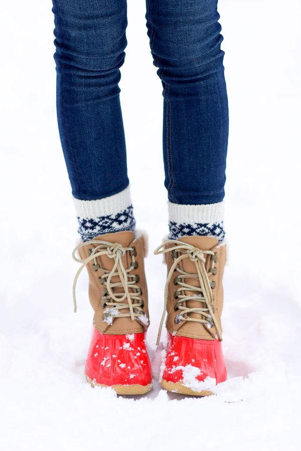 tumblr_mys4w8qa3H1ru00c7o1_1280.jpg (685×1028) #socks #shoes #winter