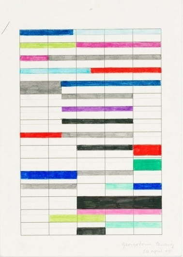 José Heerkens - Colour Study #stud #graphic #art #study #colour