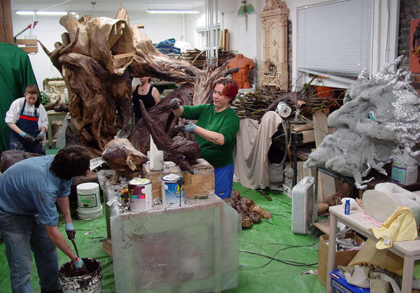 CJWHO ™ (Enormous Sculpture of a Tree Troll Made in 15 Days...) #amazing #sculpture #troll #tree #crafts #design #wood #photography #art