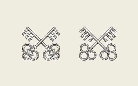 Good design makes me happy #engraving #identity #branding